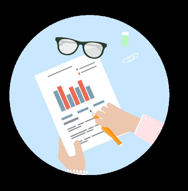 Koop het pakket administratieve procedures van Sensus